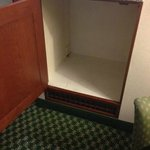 Where did the minibar go?