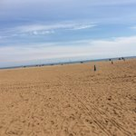 Skegness Beach