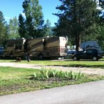 Foto de Yellowstone's Edge RV Park