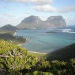 Lord Howe Island from Kims Lookout