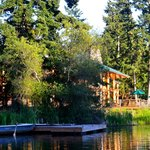 Foto di Lakedale Resort at Three Lakes