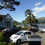 Arrochar Hotel and Loch Long