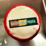 Special cupcakes for our Reggae Fest group