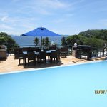 Out of the Blue Resort resmi