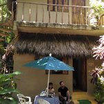 Junto al Rio Beachfront Bungalows and Suites의 사진