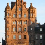 The Scotsman Hotel resmi