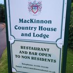 MacKinnon Country House Hotel resmi
