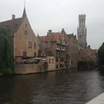 A view of the Bruge