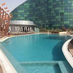 Foto de Hilton Capital Grand Abu Dhabi