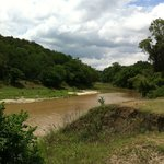 Where the Brazos, Paluxy and Squaw Creek Rivers meet.
