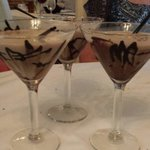 2 for 1 chocolate martinis