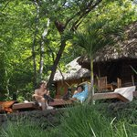 San Simian Eco Lodge resmi