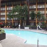 Seattle Airport Marriott resmi