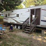 Lake Rudolph Campground & RV Resortの写真
