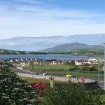 the view over Dingle Bay