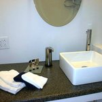 Bathroom with all amenities