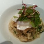 Main Course Smoked haddock risotto