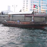 Dubai Creek Foto