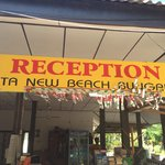 Lanta New Beach Bungalows resmi