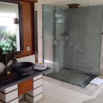 Huge outdoor bathroom