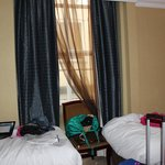 Foto de BEST WESTERN Shaftesbury Paddington Court London