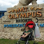 Foto de Mt. Olympus Resort