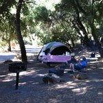Foto van Wheeler Gorge Campground