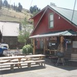 Foto di Creede Snowshoe Lodge
