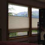 glacier from the bed