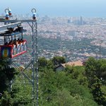 Foto di Tibidabo Mountain
