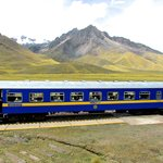Photo de Andean Explorer Train