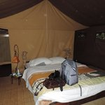 Foto di Crater Forest Tented Lodge