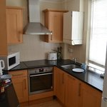 Kitchen in two bedroom apartment on floor 5