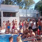 Pool Party @ Sisu