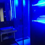 Electric Blue Bathroom 1