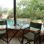 Mopane Bush Lodge resmi