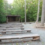 Outdoor amphitheater