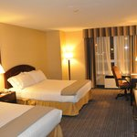 Foto van Holiday Inn Express Hotel & Suites Collingwood - Blue Mountain