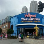 The Hollywood Wax Museum