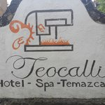 Photo de Hotel Teocalli