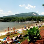 Rumbling Bald Resort on Lake Lure resmi