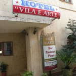 Photo of Hotel Vila e Arte