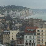 Dieppe from above