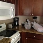 Stove, Microwave,coffee maker, blender