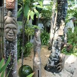great collection of carvings