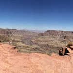Skywalk Grand Canyon Foto