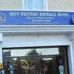 Photo de BEST WESTERN Imperial Hotel