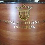 Foto van Royal Highland Hotel