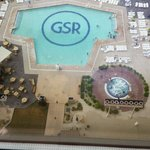 Grand Sierra Resort and Casino resmi