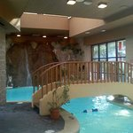 indoor pool/ hot tub/baby pool
